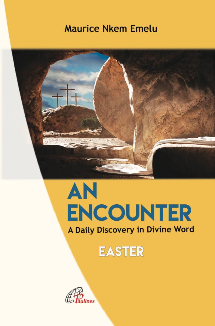 An Encounter, Vol 3 by Maurice Emelu, Cover